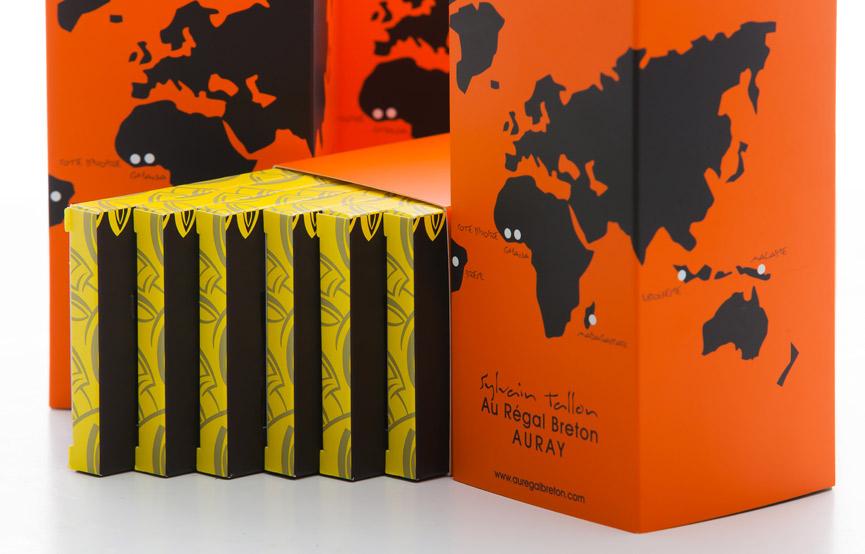 Rédaction de fiches produits pour le site e-commerce de Au Régal Breton, pâtissier, chocolatier à Auray par Jane Web